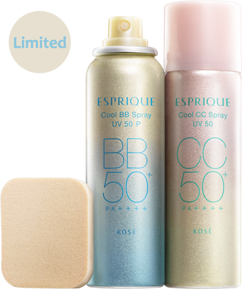 Esprique Cool BB / CC Spray UV 50 P